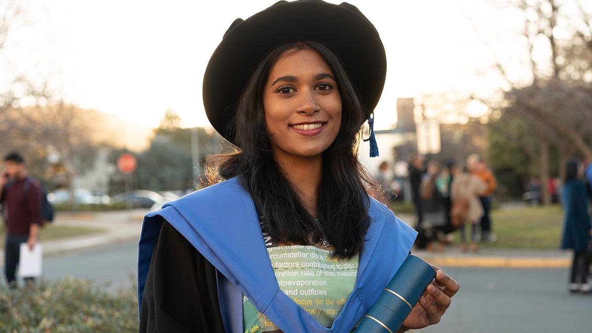 PhD student, Rajika Kuruwita