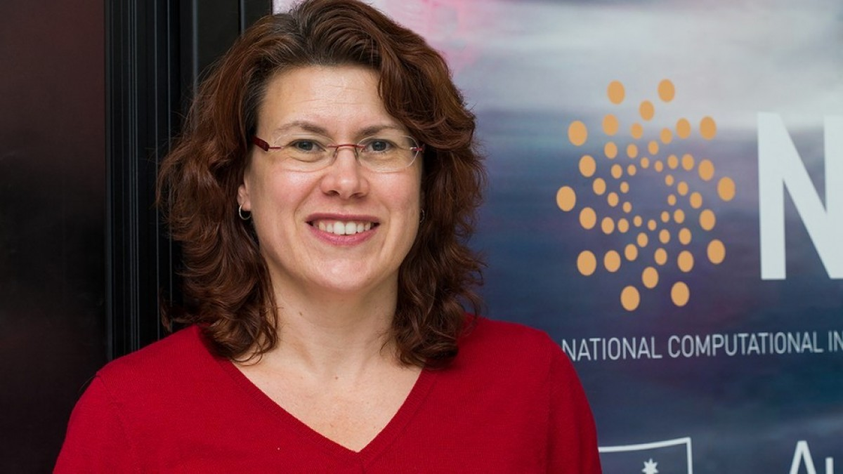 Associate Professor O'Mara is using Australia's most powerful supercomputer to see how the coronavirus exploits receptors to invade our cells.
